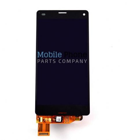 Sony Xperia Z3 Compact D5803 D5833 LCD + Digitiser Black - No Frame